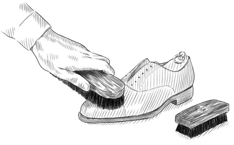 Cepillado Calzado Cordobán